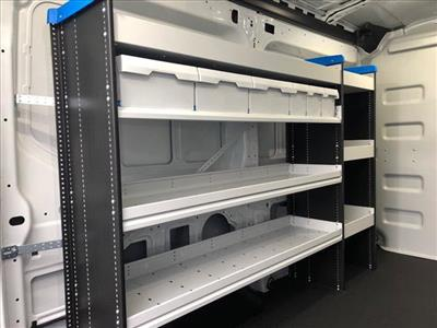 2019 Transit 250 Med Roof 4x2,  Sortimo Upfitted Cargo Van #T19098 - photo 14