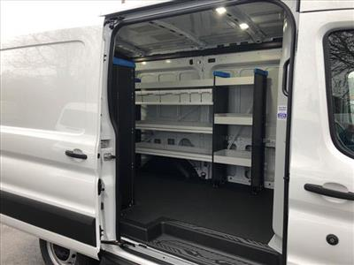 2019 Transit 250 Med Roof 4x2,  Sortimo Upfitted Cargo Van #T19098 - photo 16