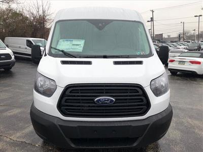2019 Transit 250 Med Roof 4x2,  Sortimo Upfitted Cargo Van #T19098 - photo 9