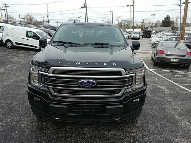 2019 F-150 SuperCrew Cab 4x4,  Pickup #T19105 - photo 3