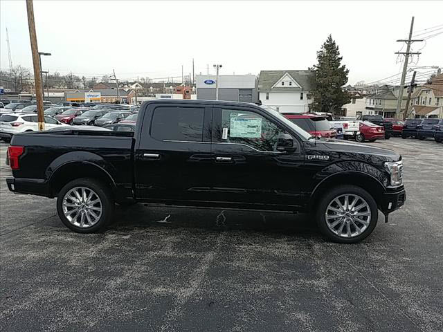 2019 F-150 SuperCrew Cab 4x4,  Pickup #T19105 - photo 5
