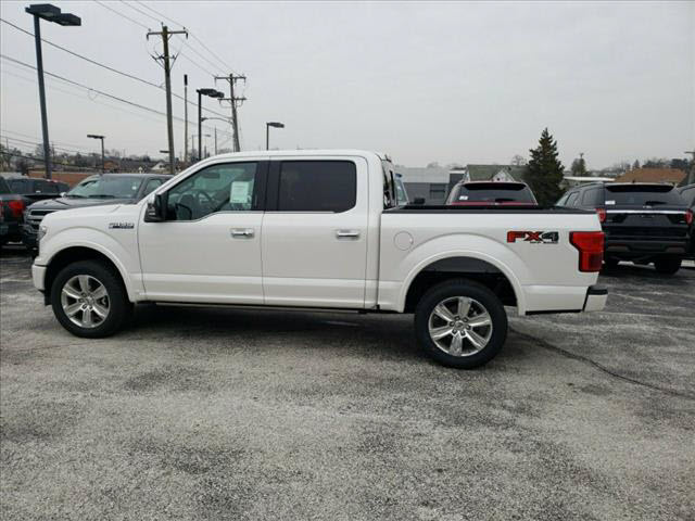 2019 F-150 SuperCrew Cab 4x4,  Pickup #T19117 - photo 10