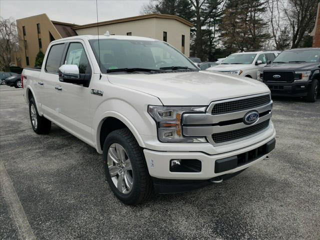 2019 F-150 SuperCrew Cab 4x4,  Pickup #T19117 - photo 4