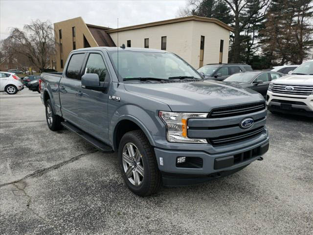 2019 F-150 SuperCrew Cab 4x4,  Pickup #T19120 - photo 4