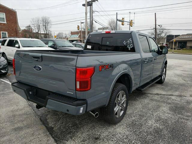2019 F-150 SuperCrew Cab 4x4,  Pickup #T19120 - photo 6