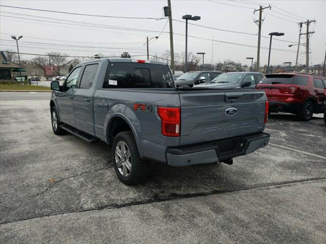 2019 F-150 SuperCrew Cab 4x4,  Pickup #T19120 - photo 2