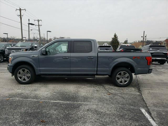 2019 F-150 SuperCrew Cab 4x4,  Pickup #T19120 - photo 8