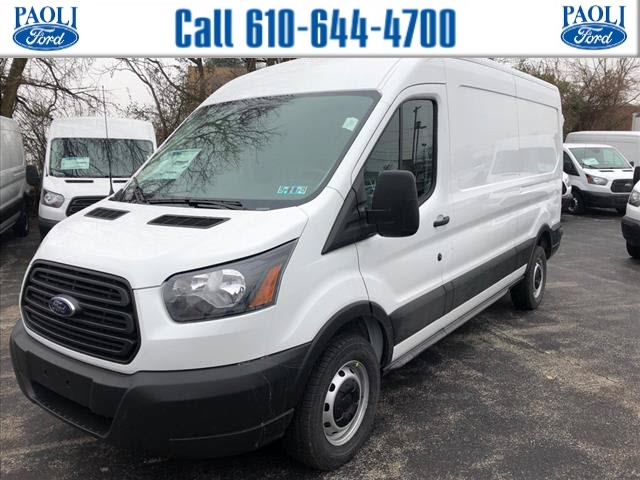 2019 Transit 250 Med Roof 4x2,  Empty Cargo Van #T19127 - photo 1