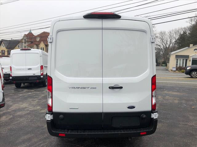 2019 Transit 250 Med Roof 4x2,  Empty Cargo Van #T19127 - photo 5