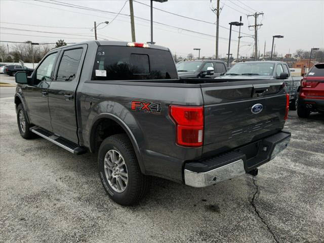 2019 F-150 SuperCrew Cab 4x4,  Pickup #T19132 - photo 2