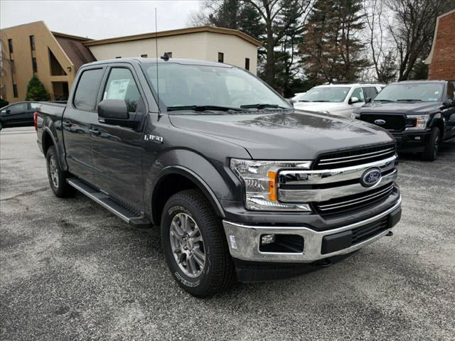 2019 F-150 SuperCrew Cab 4x4,  Pickup #T19132 - photo 4