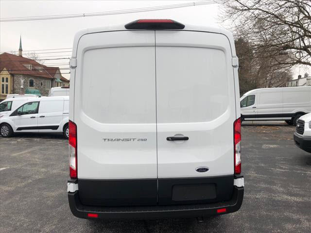 2019 Transit 250 Med Roof 4x2,  Empty Cargo Van #T19147 - photo 5