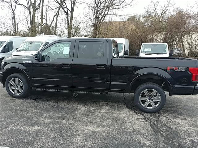 2019 F-150 SuperCrew Cab 4x4,  Pickup #T19170 - photo 10