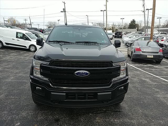 2019 F-150 SuperCrew Cab 4x4,  Pickup #T19170 - photo 3