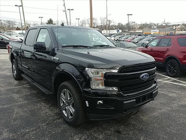 2019 F-150 SuperCrew Cab 4x4,  Pickup #T19170 - photo 4