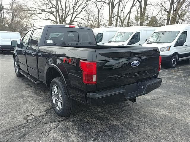 2019 F-150 SuperCrew Cab 4x4,  Pickup #T19170 - photo 2