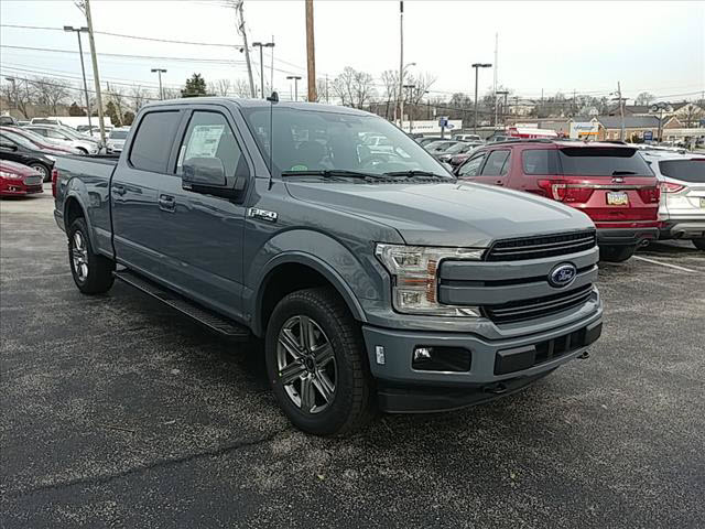 2019 F-150 SuperCrew Cab 4x4,  Pickup #T19204 - photo 4