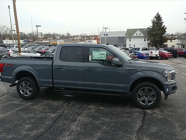 2019 F-150 SuperCrew Cab 4x4,  Pickup #T19204 - photo 5
