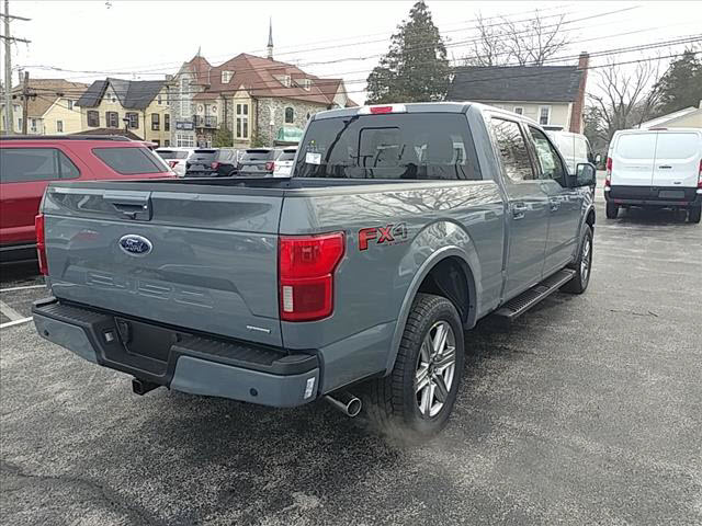 2019 F-150 SuperCrew Cab 4x4,  Pickup #T19204 - photo 6