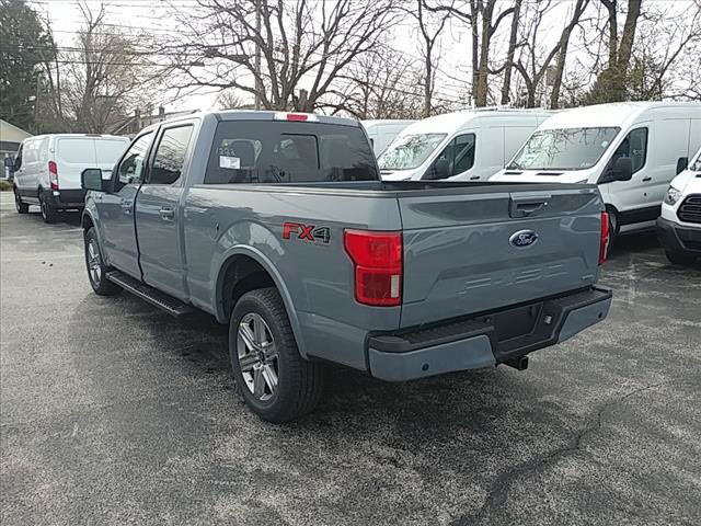 2019 F-150 SuperCrew Cab 4x4,  Pickup #T19204 - photo 2