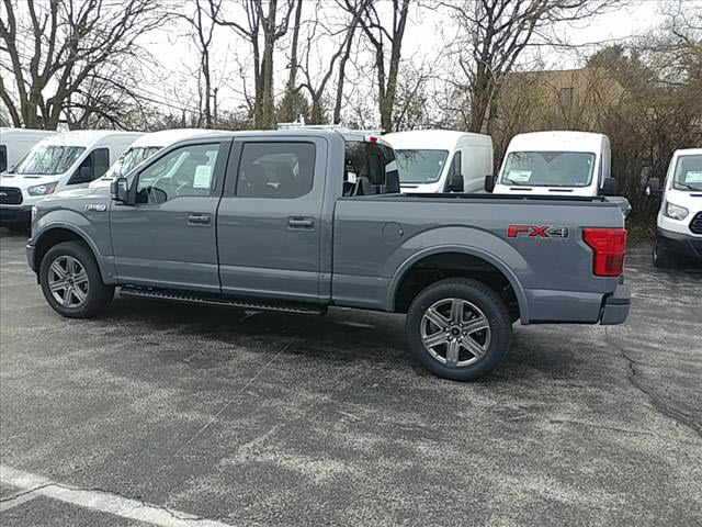 2019 F-150 SuperCrew Cab 4x4,  Pickup #T19204 - photo 8