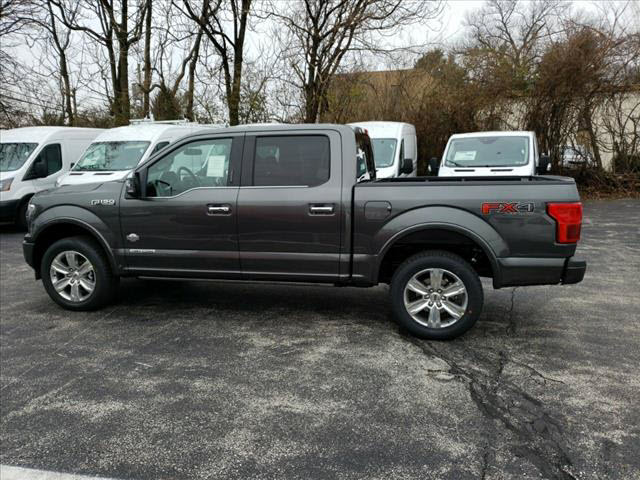 2019 F-150 SuperCrew Cab 4x4,  Pickup #T19205 - photo 11