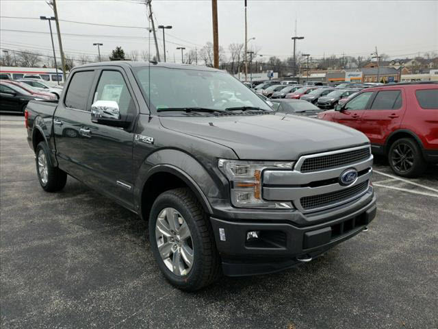 2019 F-150 SuperCrew Cab 4x4,  Pickup #T19205 - photo 4