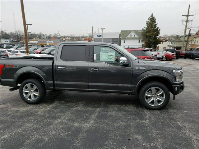 2019 F-150 SuperCrew Cab 4x4,  Pickup #T19205 - photo 5