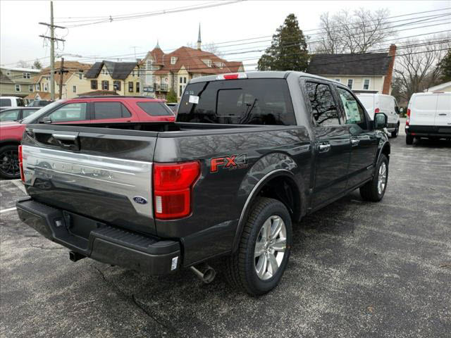 2019 F-150 SuperCrew Cab 4x4,  Pickup #T19205 - photo 7