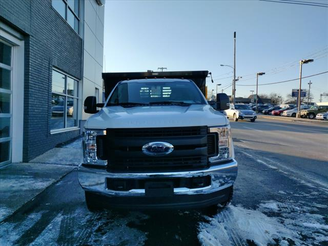 2019 F-350 Regular Cab DRW 4x4,  Dump Body #T19239 - photo 4