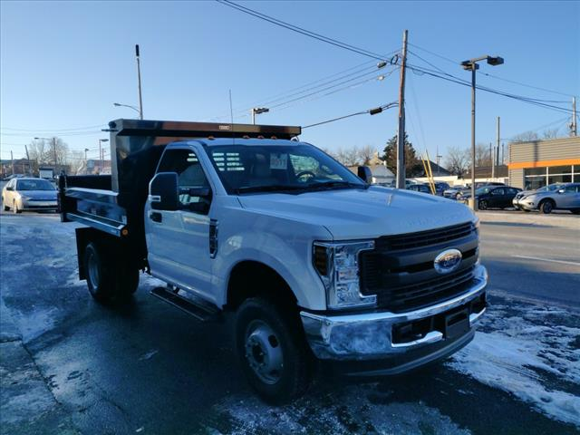 2019 F-350 Regular Cab DRW 4x4,  Dump Body #T19239 - photo 5