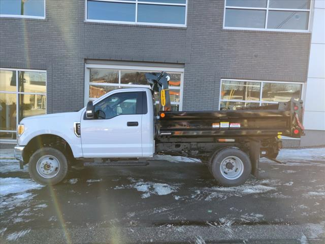 2019 F-350 Regular Cab DRW 4x4,  Dump Body #T19239 - photo 3