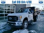 2019 F-350 Regular Cab DRW 4x4,  Dump Body #T19239 - photo 1