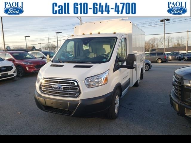 2019 Ford Transit 350 4x2, Reading Service Utility Van #T19642 - photo 1