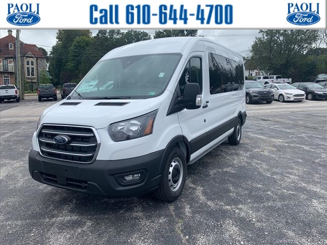 2020 Ford Transit 350 Med Roof 4x2, Passenger Wagon #T20440 - photo 1