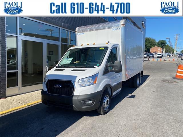 2021 Ford Transit 350 HD 4x2, Dejana Cutaway Van #T21307 - photo 1