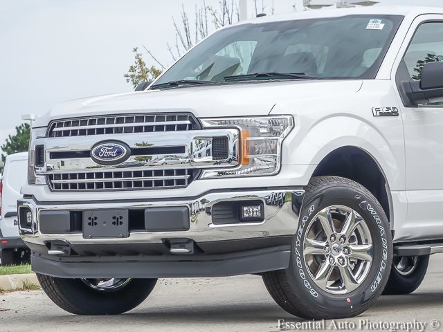 2018 F-150 SuperCrew Cab 4x4,  Pickup #131492 - photo 1