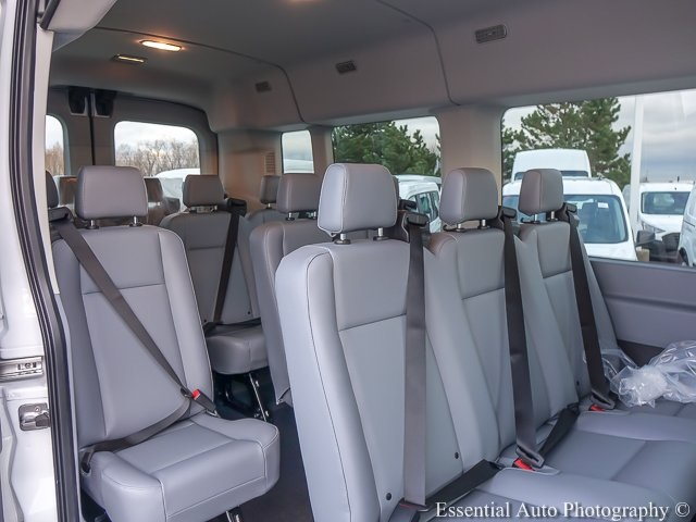 2019 Transit 350 Med Roof 4x2,  Passenger Wagon #132463 - photo 9
