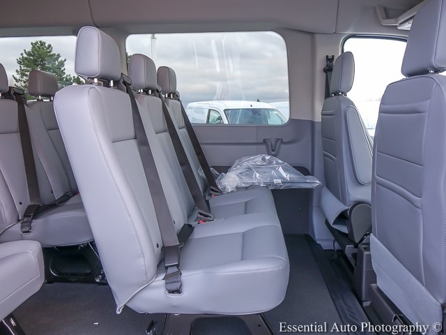 2019 Transit 350 Med Roof 4x2,  Passenger Wagon #132463 - photo 8