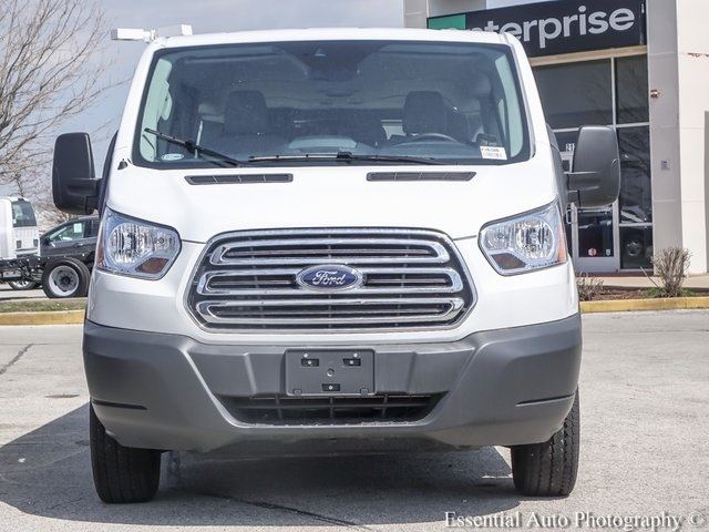2017 Transit 350 Low Roof, Passenger Wagon #F36306 - photo 4