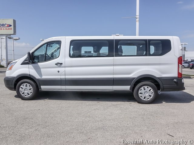 2017 Transit 350 Low Roof, Passenger Wagon #F36306 - photo 8