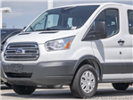 2017 Transit 350 Low Roof, Passenger Wagon #F36306 - photo 1