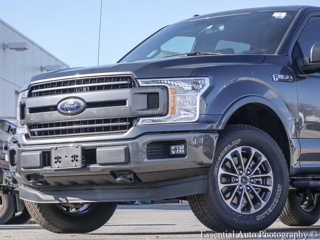 2018 F-150 SuperCrew Cab 4x4, Pickup #F36504 - photo 3