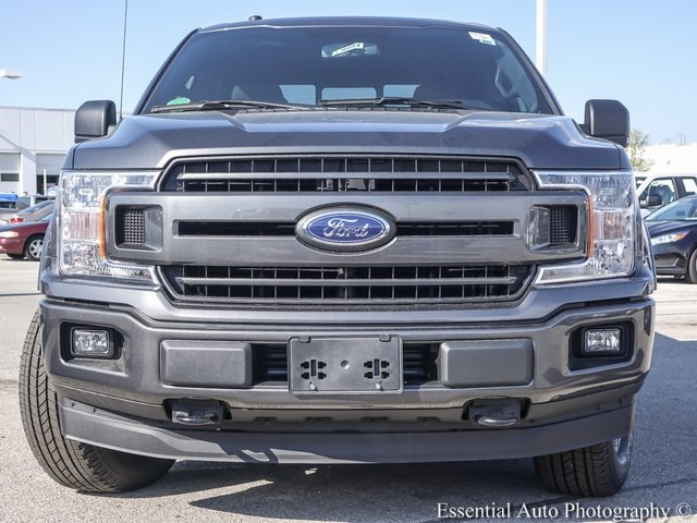 2018 F-150 SuperCrew Cab 4x4, Pickup #F36504 - photo 5