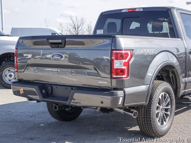 2018 F-150 SuperCrew Cab 4x4, Pickup #F36504 - photo 7