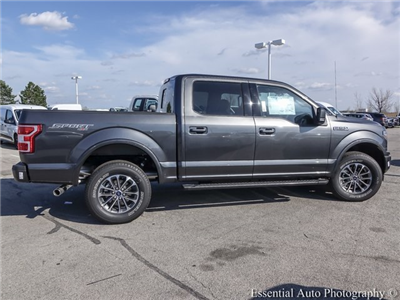 2018 F-150 SuperCrew Cab 4x4, Pickup #F36504 - photo 8