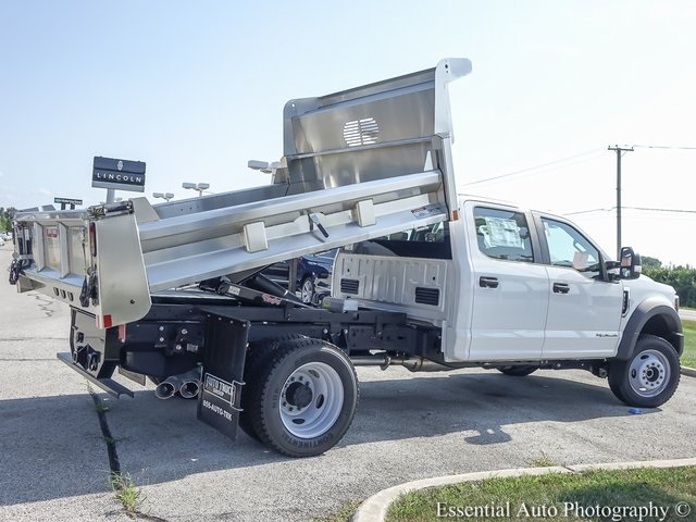2018 F-550 Crew Cab DRW 4x4,  Rugby Dump Body #F36538 - photo 2