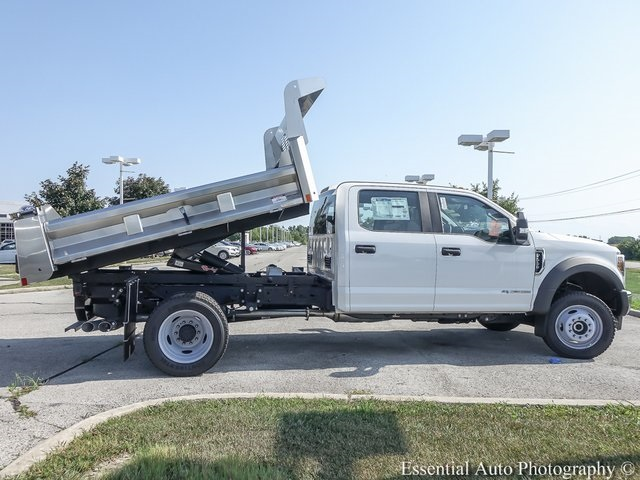 2018 F-550 Crew Cab DRW 4x4,  Rugby Dump Body #F36538 - photo 11