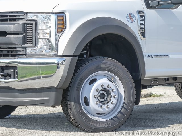 2018 F-550 Crew Cab DRW 4x4,  Rugby Dump Body #F36538 - photo 3