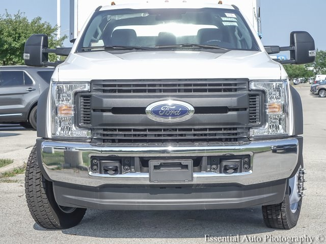 2018 F-550 Crew Cab DRW 4x4,  Rugby Dump Body #F36538 - photo 4